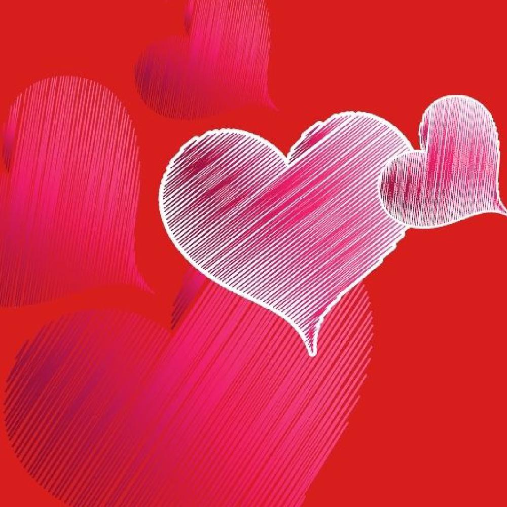 zdjęcie serc