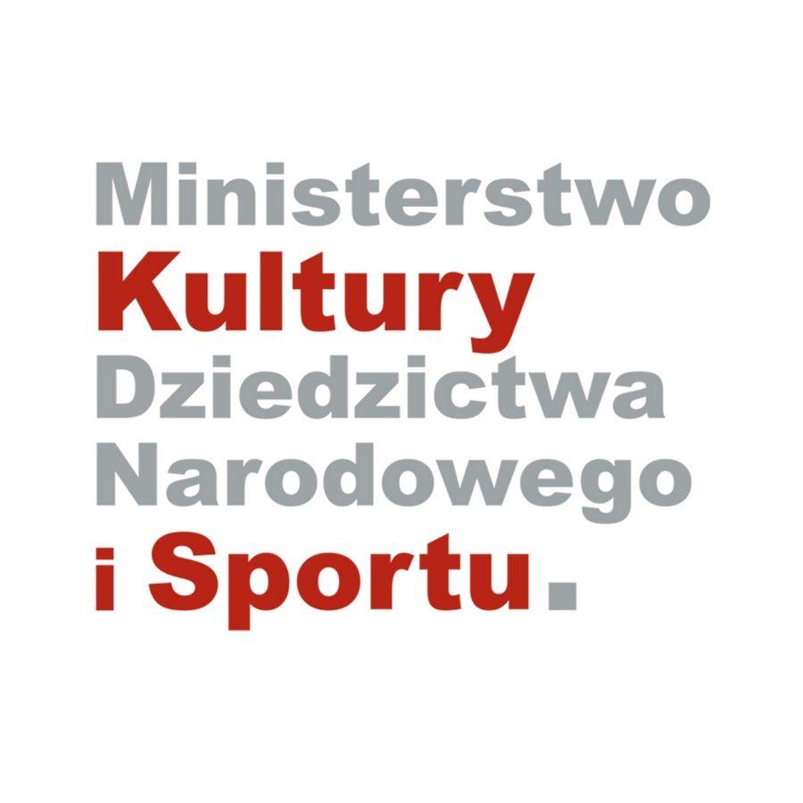 Logo Ministerstwa Kultury, Dziedzictwa Narodowego iSportu
